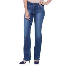 calça jeans feminina clássica