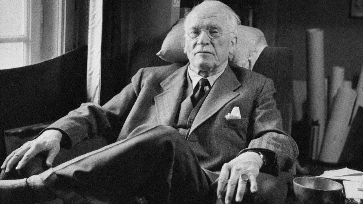 Carl Gustav Jung. El inventor de la Psicología analítica.