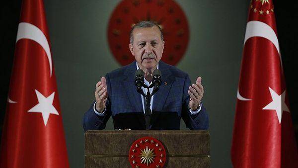 Erdogan: EE.UU. empuja a Turquía a buscar nuevos aliados
