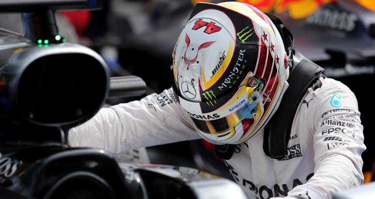 Lewis Hamilton (Mercedes) penalizará por motor en Bélgica