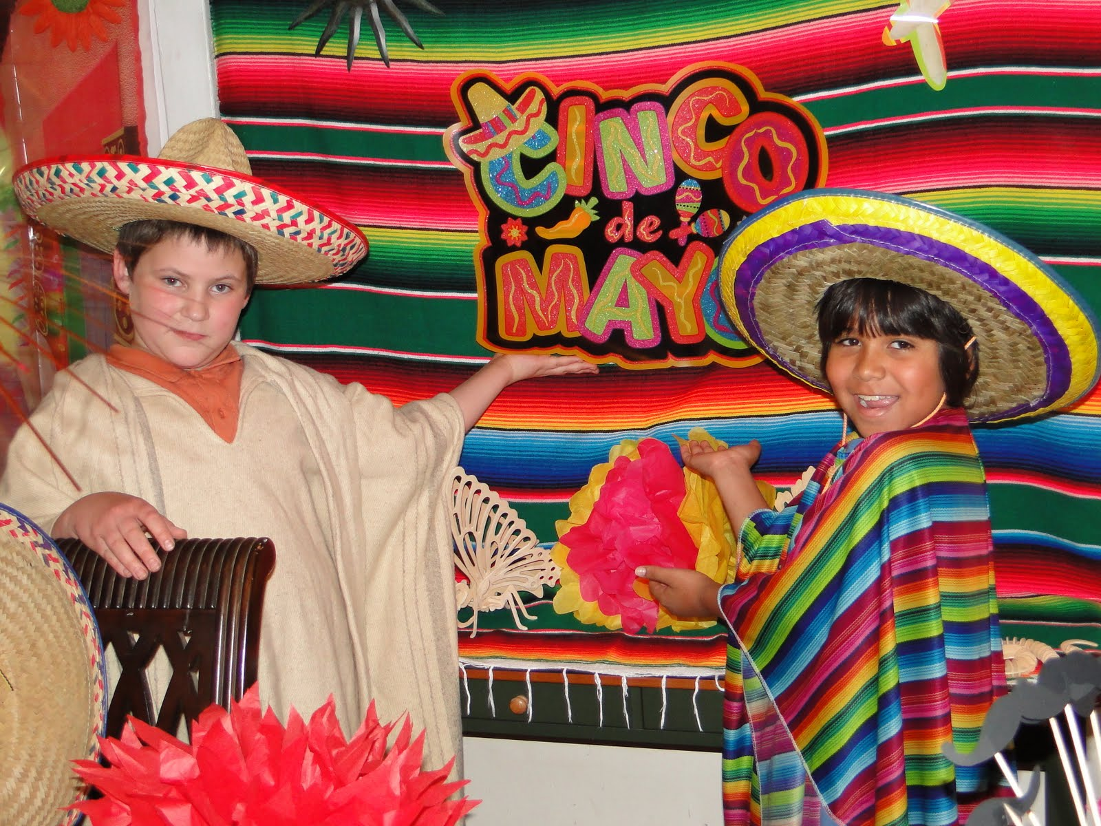 Fun And Facts With Kids Cinco De Mayo With Kids