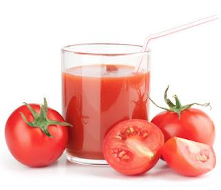 Como hacer jugo de tomate naturas