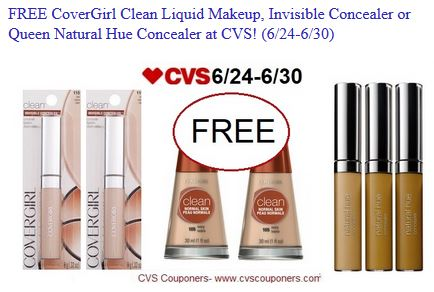 http://www.cvscouponers.com/2018/06/free-covergirl-clean-liquid-makeup.html