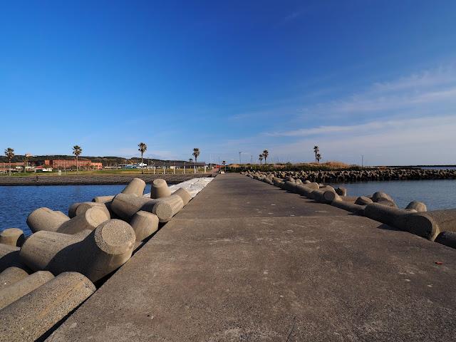 銚子マリーナ名洗港海浜公園