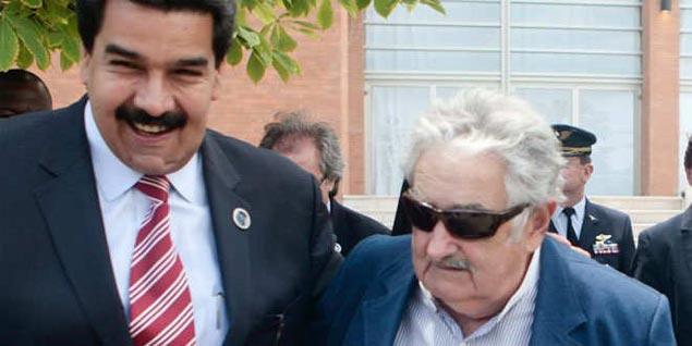 """Mujica: Nicolasowi Maduro """"kompletnie odbiło"""""""