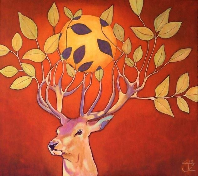 Природа, искусство и культура. Janina Zaborowska