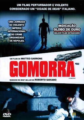 Gomorra - DVDRip Dual Áudio