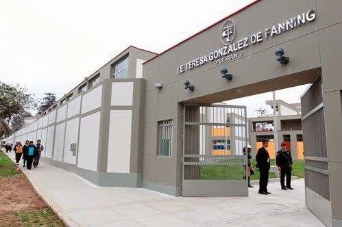 Inicial 127 TERESA GONZÁLEZ DE FANNING - Jesús María