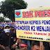 Demo di Depan Istana Negara, Guru Honorer : JOKOWI BOHONG