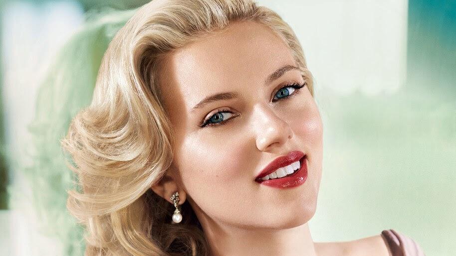 Scarlett Johansson, Blonde, Photoshoot, 4K, #4.906