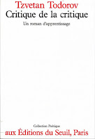 """Critique de la critique"" - T. Todorov"
