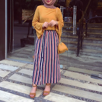 hijab style turque 2019