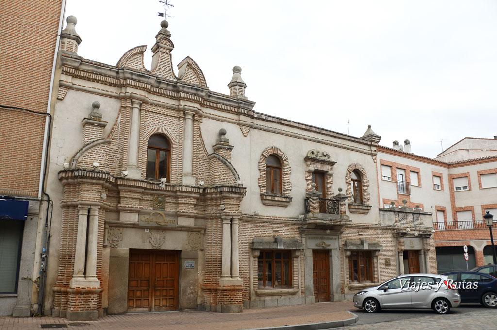 Antiguo convento de las Montalvas, Arévalo