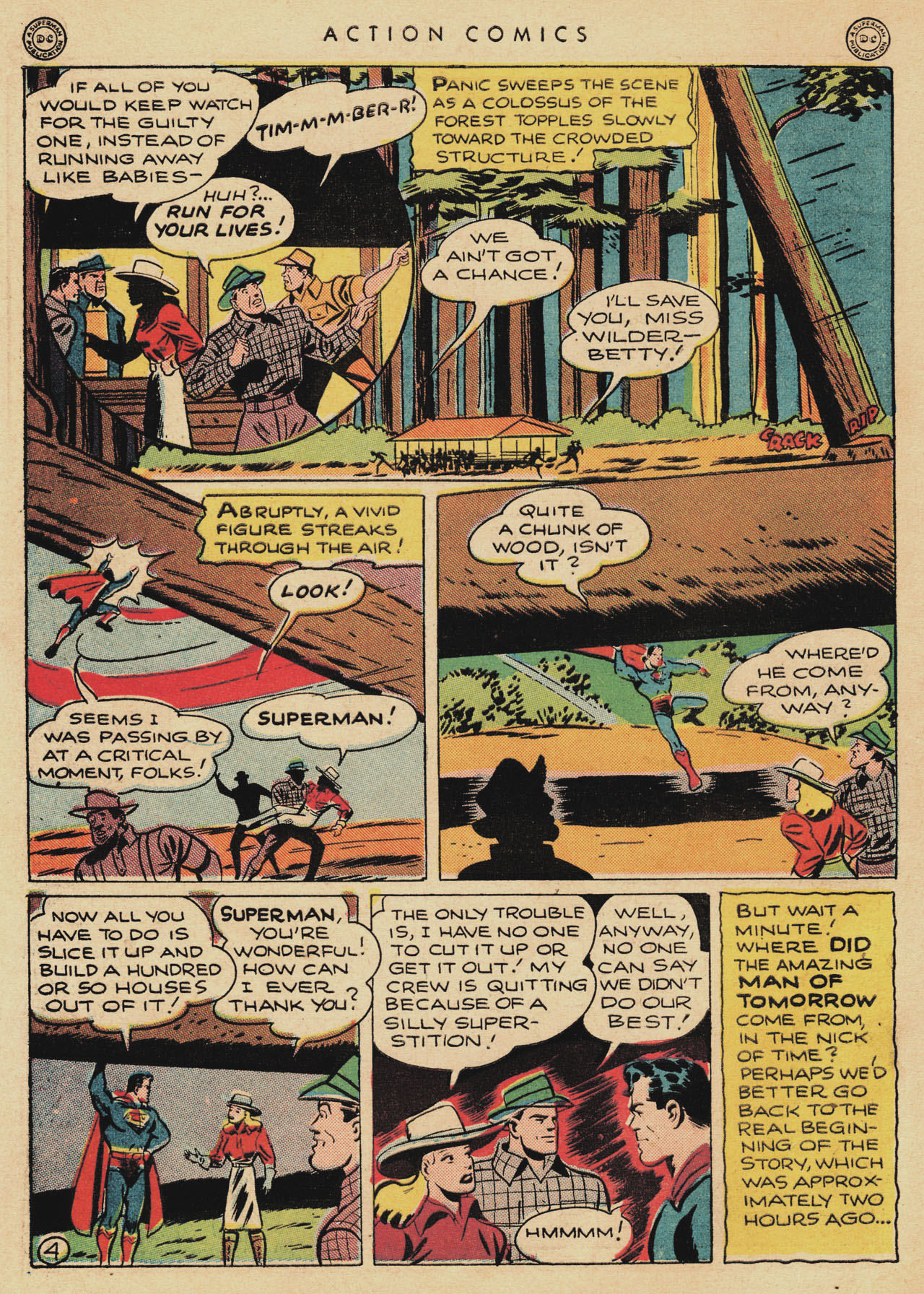 Action Comics (1938) 94 Page 5
