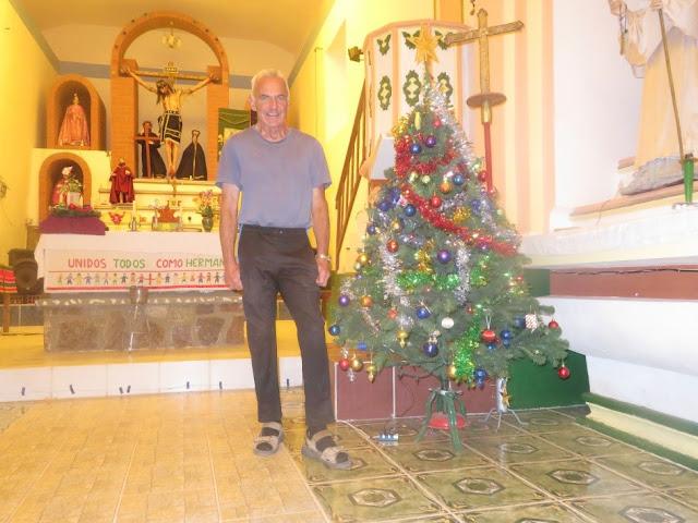 Aus den Bergen Boliviens wünsche ich Euch einen besinnlichen zweiten Advent.