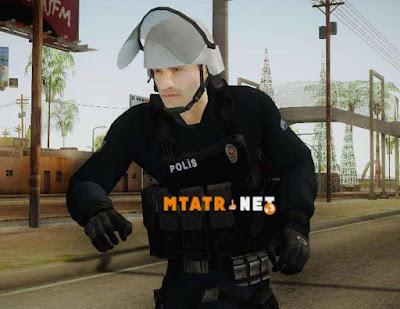Çevik Kuvvet Polis