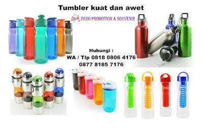 Trik khusus memilih Tumbler kuat dan awet