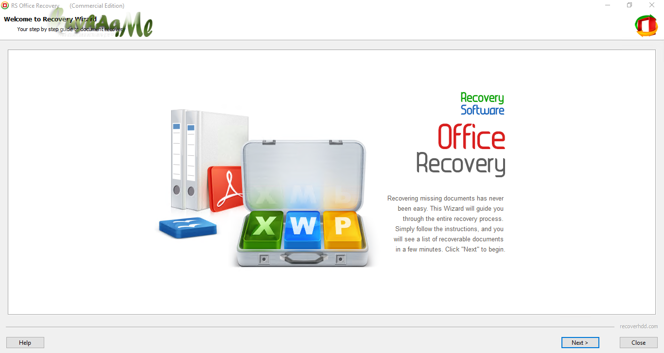 RS Recovery Software 2018 Full Version