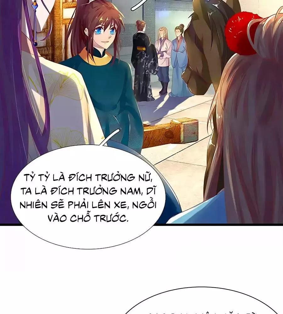 Y Hậu Lệ Thiên Chapter 34 - Trang 3