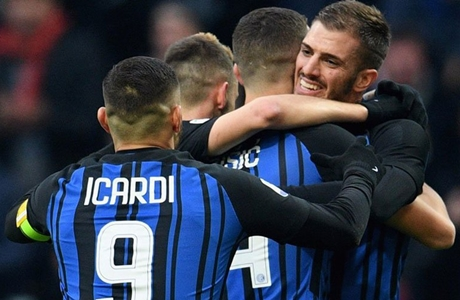 Hasil Pertandingan Inter Milan vs Chievo: Skor 5-0