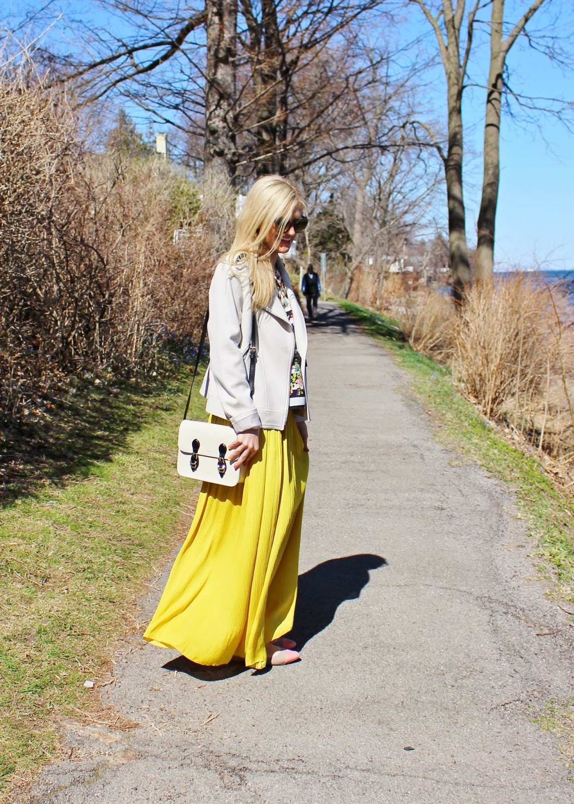 bijuleni - Ann Taylor jacket maxi skirt