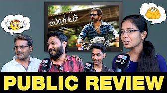 Sketch Movie Public Review | Vikram, Tamannaah | Public Opinion