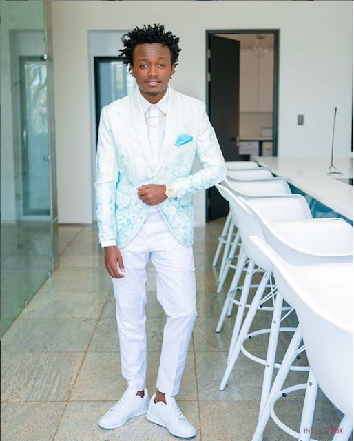 Bahati Roasted By Fans After He Gives Sermon On IG
