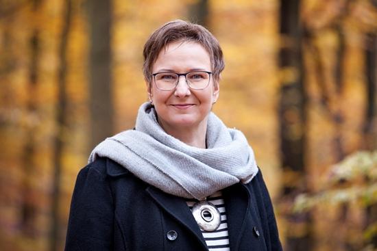 Porträtfoto Ulrike Platten-Wirtz