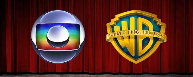 Globo assina contrato de exclusividade Warner Bros e exibirá filmes e séries da DC