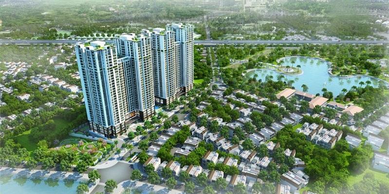 Chung cư Five Star Garden số 2 Kim Giang