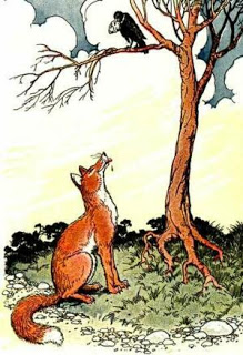 The Fox And The Crow Narrative Text Teens English Care