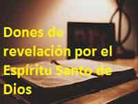 Los nueve dones del Espíritu Santo