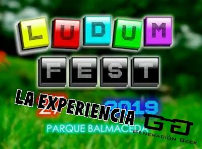 Ludum Fest: La Experiencia