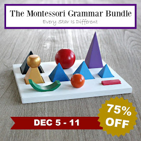 Montessori Grammar Bundle