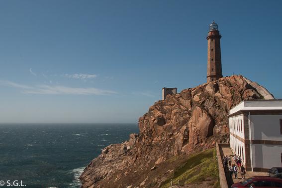 Faro Vilan. Roadtrip costa Da Morte. Galicia