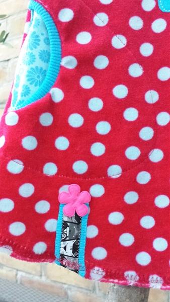 Amelie von farbenmix mit Taschen