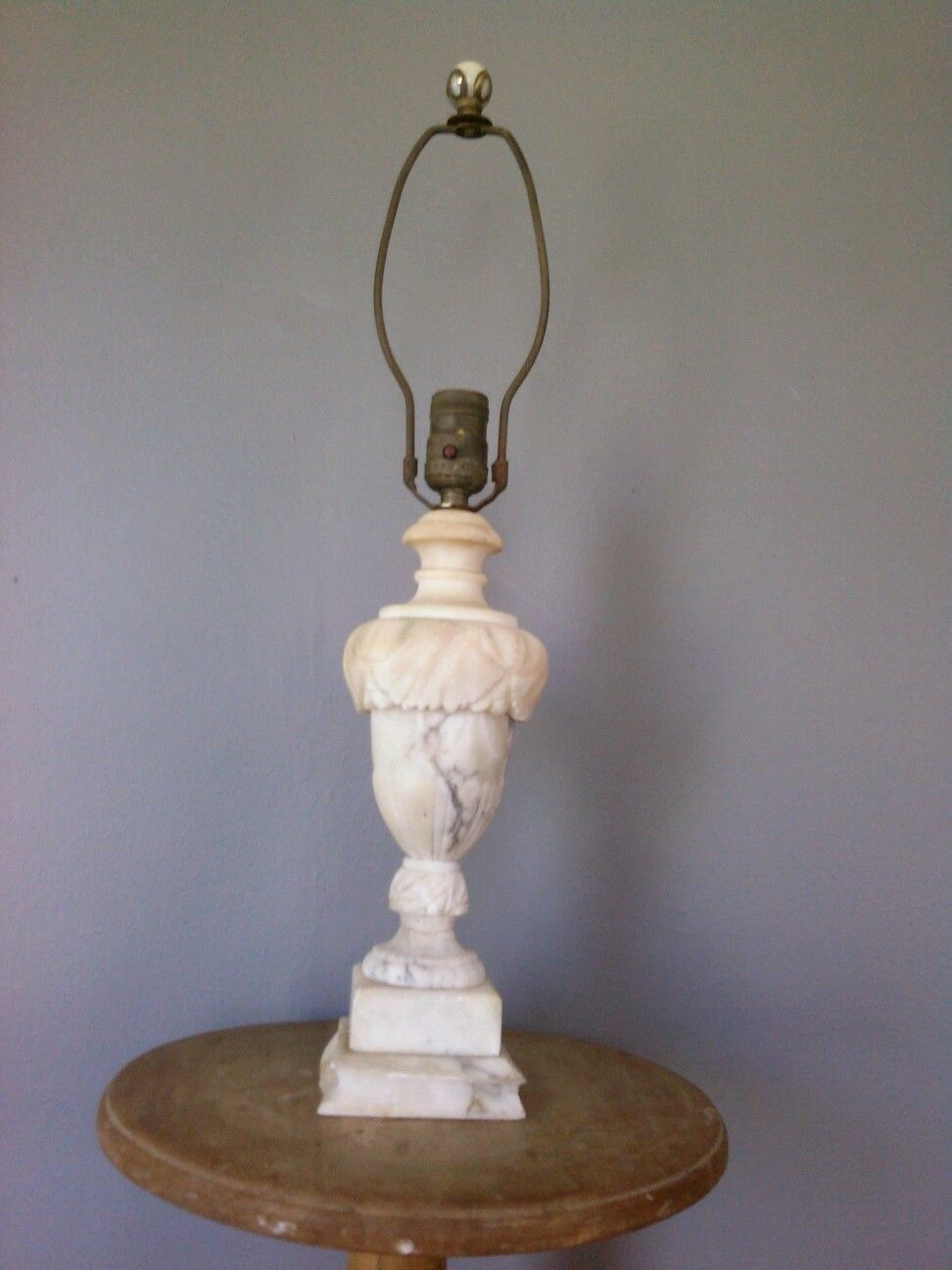 Lamp Parts and Repair | Lamp Doctor: Vintage Alabaster ...