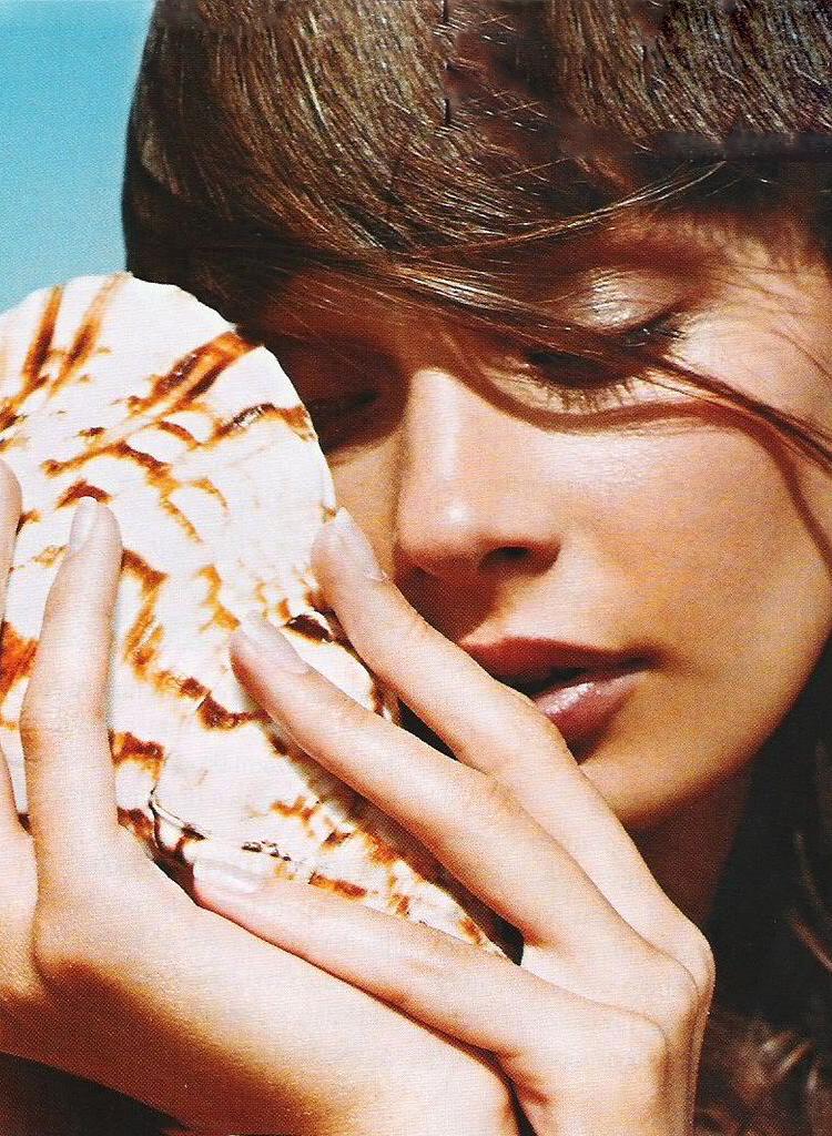 Inguna Butane in Elle Czech Republic / exclusive interview / via fashioned by love british fashion blog