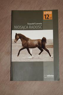 """""""Niosąca radość"""" Krzysztof Czarnota"""
