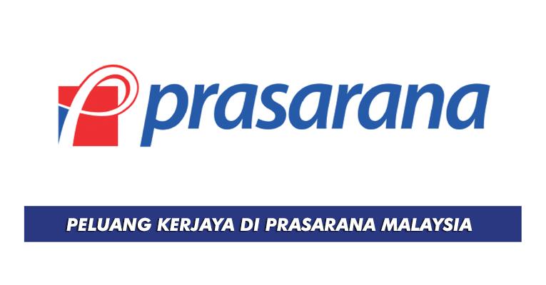 Peluang Kerjaya di Prasarana Malaysia Berhad