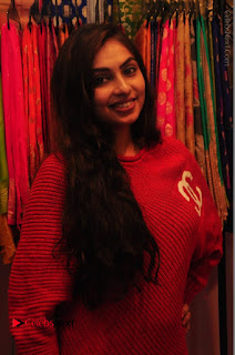 Bollywood Actress Sana Khan Launches Aakrithi Exibition  0082.JPG