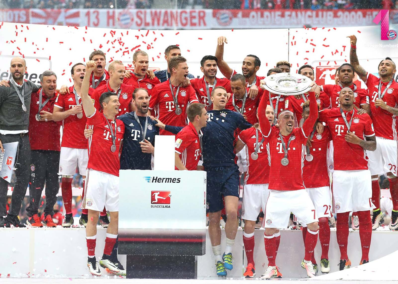 Bayern know