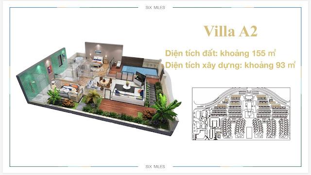 Mẫu Villa A2