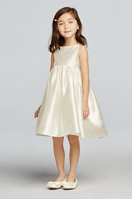 vestidos de niña para fiesta de noche