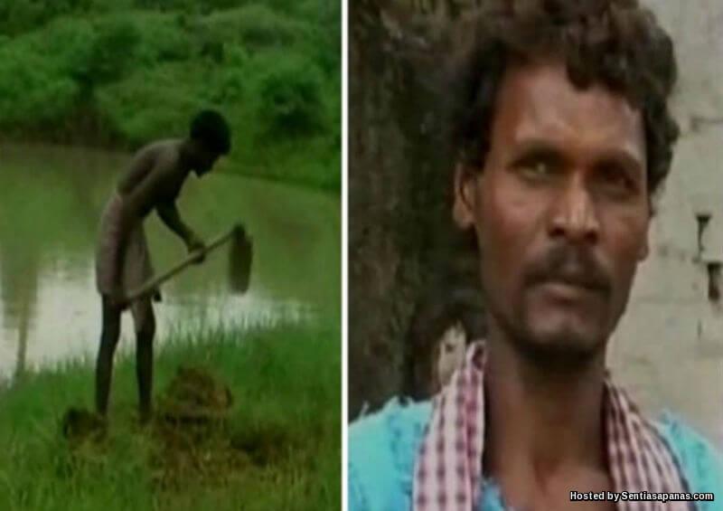 27 Tahun Gali Kolam Tadahan Hujan