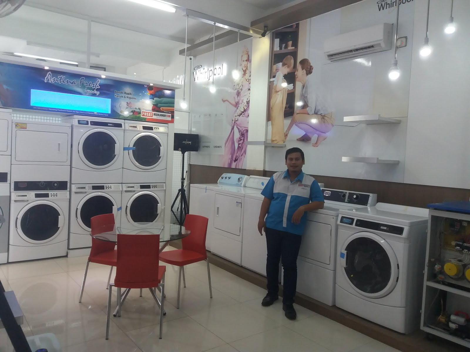 Mesin Laundry : Harga mesin cuci koin | Mesin Laundry Koin