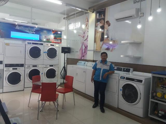 20170404_104215 Sistem Laundry Koin Maytag