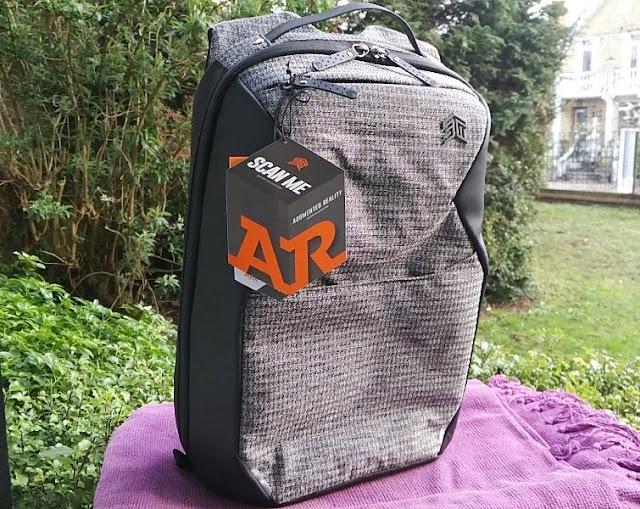 Stm Myth 18L Backpack For 15-Inch Sparse Bezel Laptop
