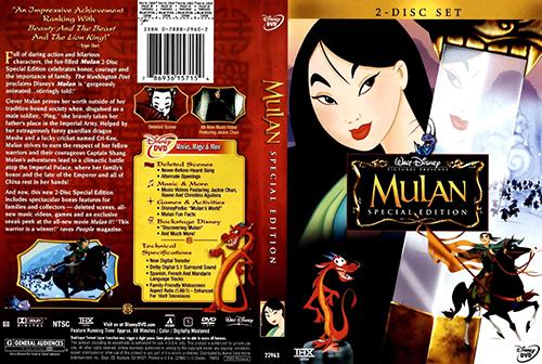 Mulan Torrent - BluRay Rip 720p Dublado