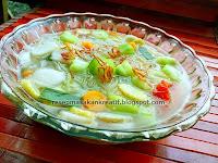 Resep Sup Oyong Bening